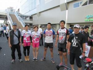 自転車安全利用キャンペーン