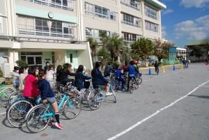 出前自転車教室