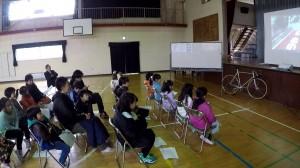 出前自転車教室<ビデオ>