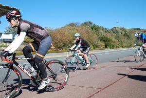 5キロサーキット スタート