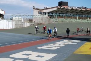 競技用自転車教室5