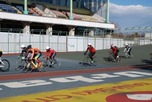 競技用自転車教室3