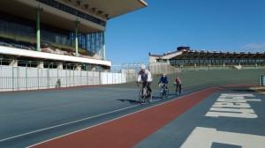 競技用自転車教室4