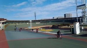 競技用自転車教室2